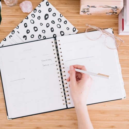 Things to add to your planner